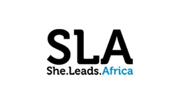 She Leads Africa logo - Movemeback African opportunity