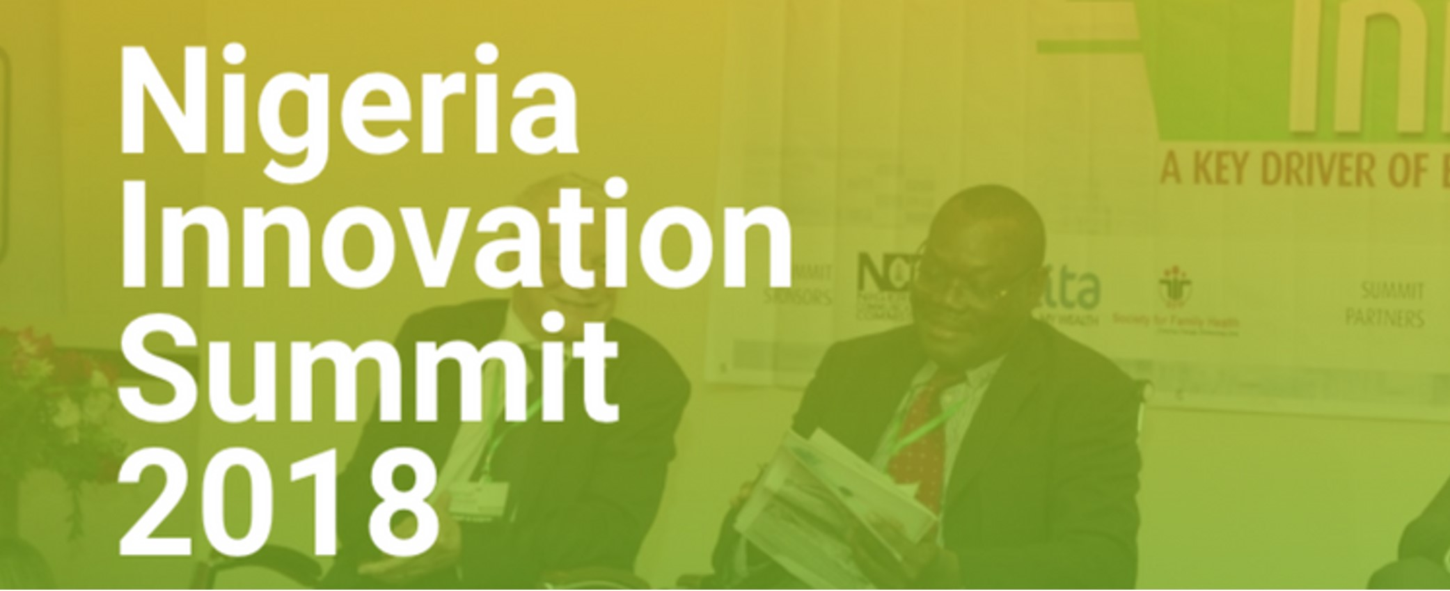 Nigeria Innovation Summit - Building a Culture of Innovation in Nigeria for Sustainable Economic Growth Movemeback African event cover image