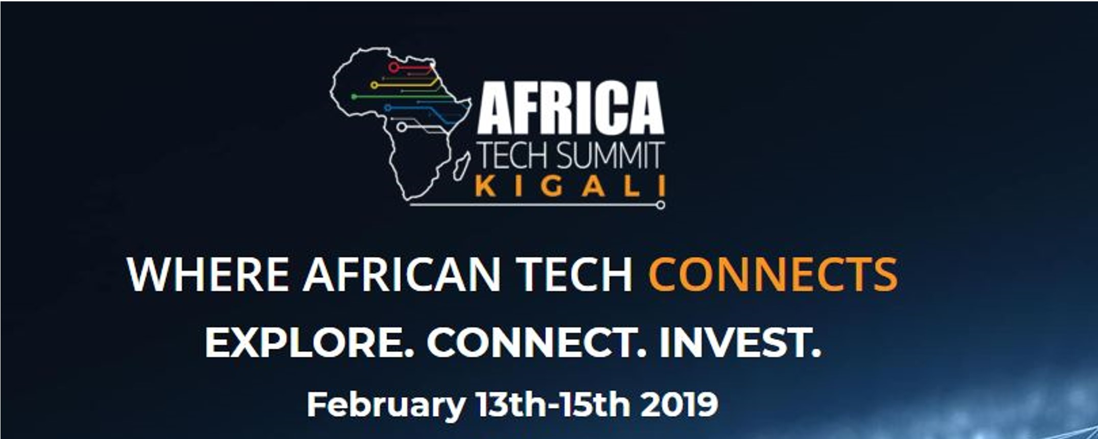 Africa Technology Summit - Africa Tech Summit Kigali 2019 Movemeback African event cover image