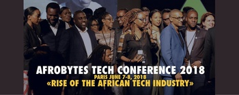 Afrobytes - Afrobytes Tech Conference 2018 Movemeback African event cover image