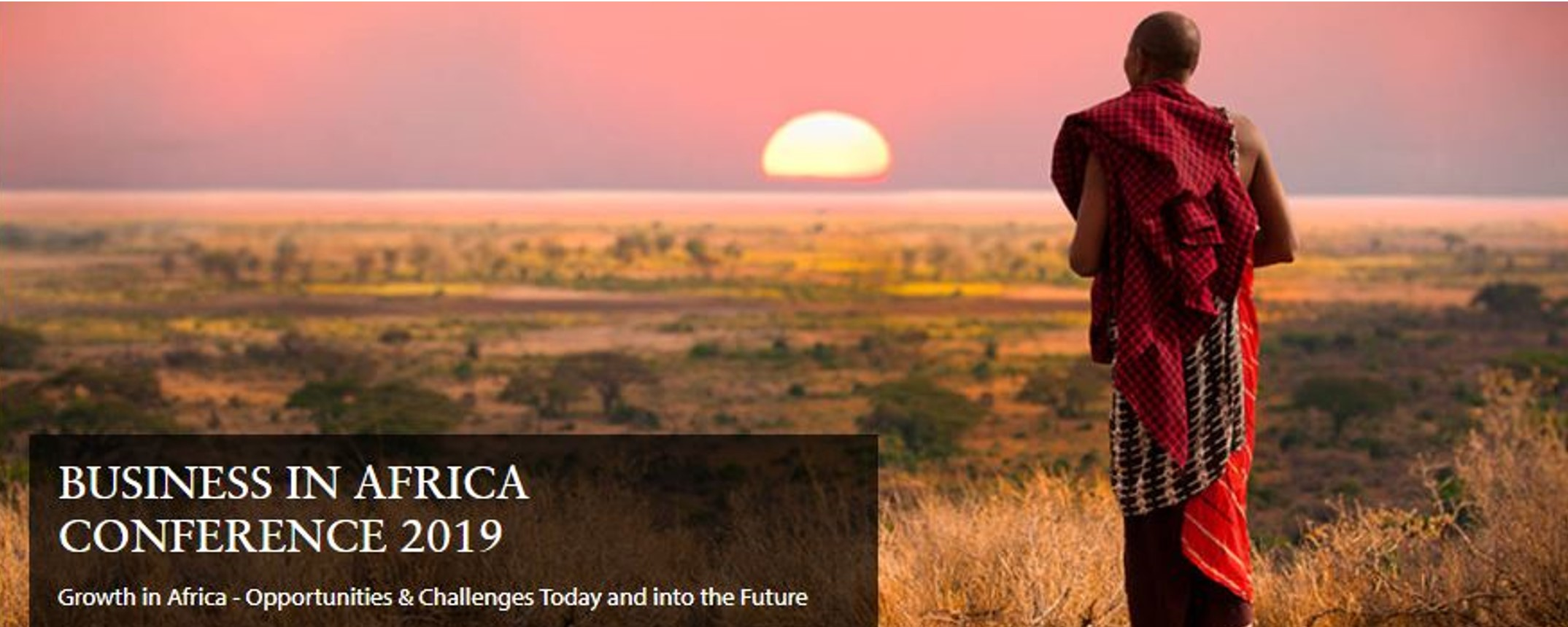 Cambridge Africa Business Network - Business in Africa Conference 2019 Movemeback African event cover image