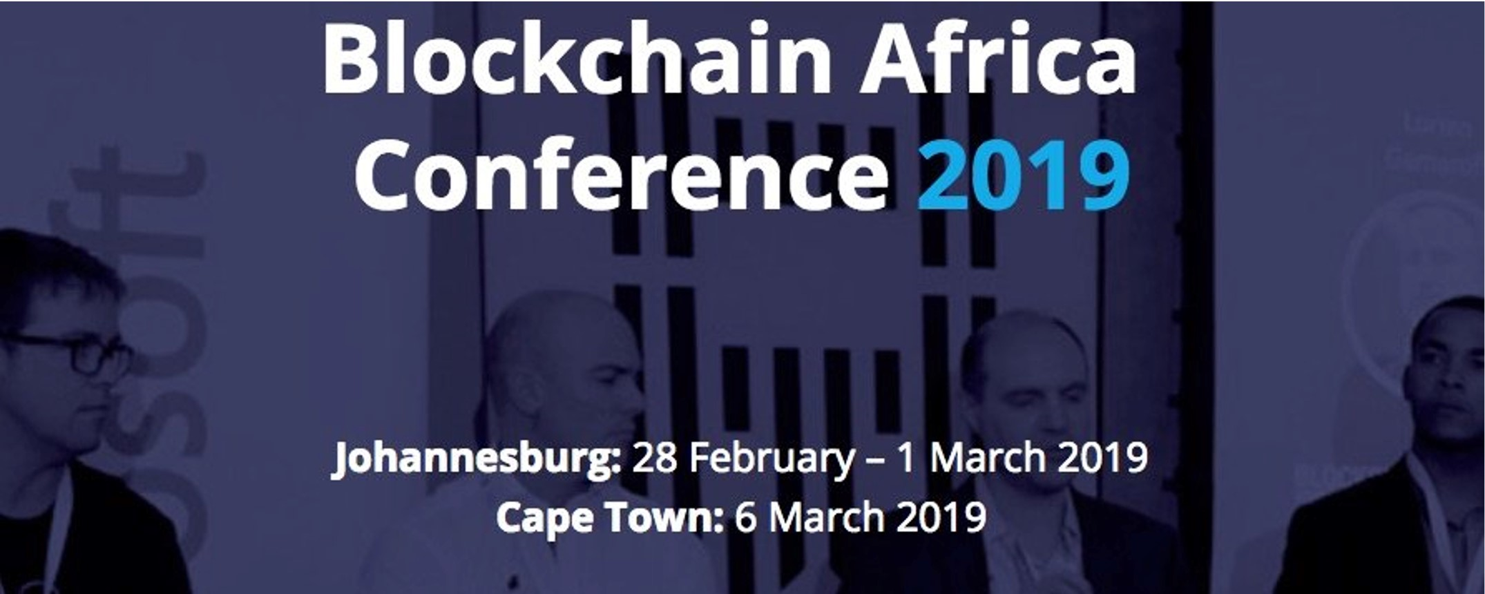 Blockchain Africa - Blockchain Africa Conference 2019 - Cape Town Movemeback African event cover image
