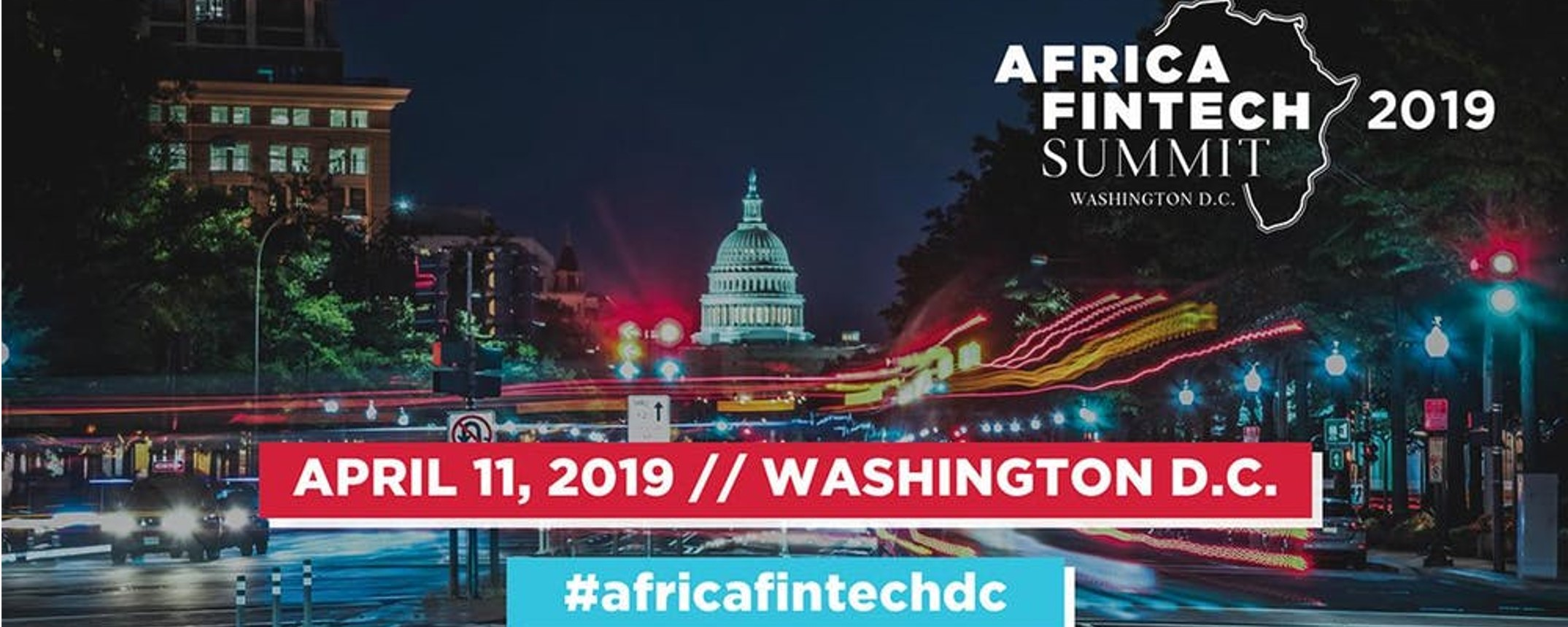 Africa Fintech Summit - Africa Fintech Summit 2019 Movemeback African event cover image