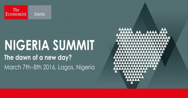The Economist - The Nigeria Summit Movemeback African event cover image