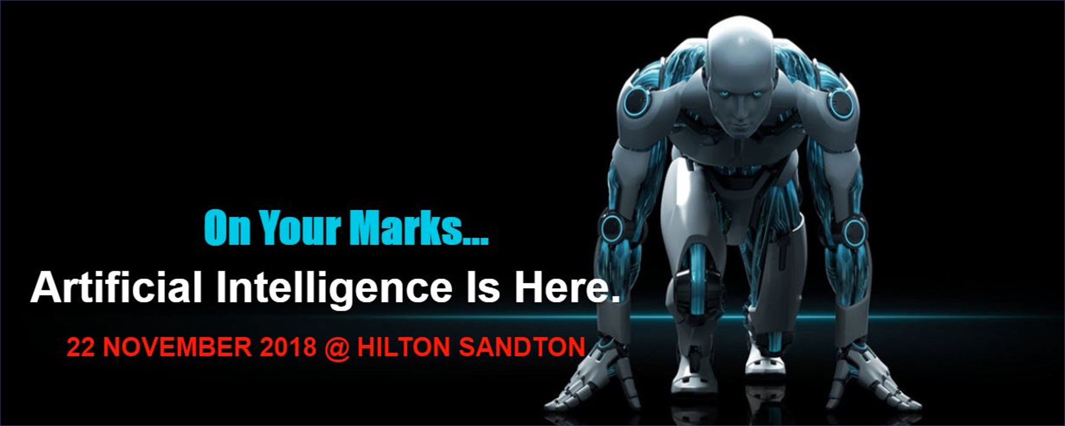 Artificial Intelligence - Artificial Intelligence Business Conference 2018 Movemeback African event cover image