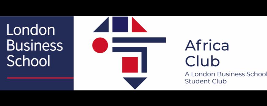 London Business School Africa Club logo - Movemeback African event