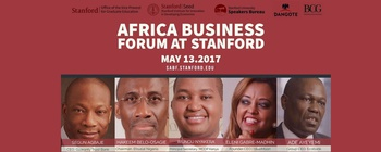 Stanford Africa Business Forum  - 10th Annual Africa Business Forum Movemeback African event cover image