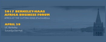 Berkeley-Haas Africa Business Forum - Africa at the Cutting Edge: #TechInAfrica Movemeback African event cover image