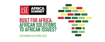LSE Africa Summit - LSE Africa Summit 2017 - Built For Africa: African Solutions to African Issues? Movemeback African event cover image