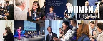 Union for the Mediterranean - Women Entrepreneurs' Forum: Promoting Women Business Partnership in the Mediterranean Movemeback African event cover image