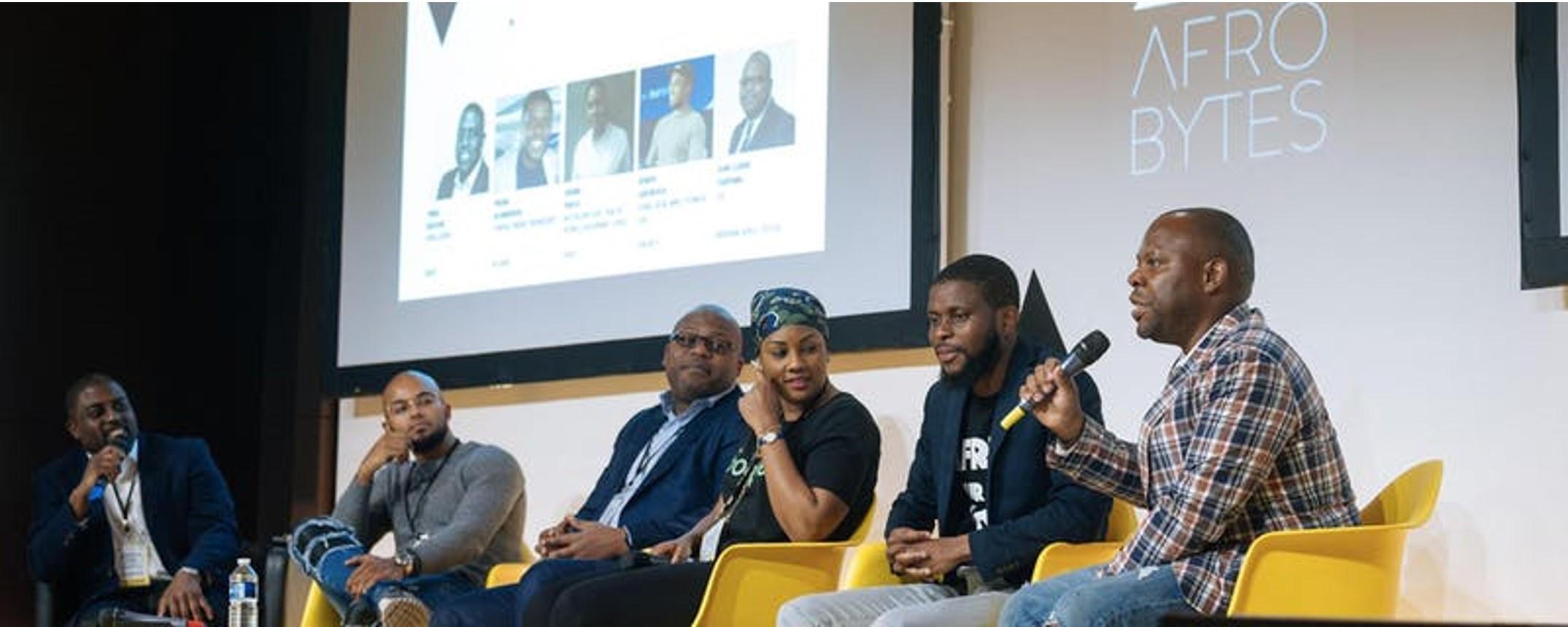Afrobytes - Afrobytes London Movemeback African event cover image