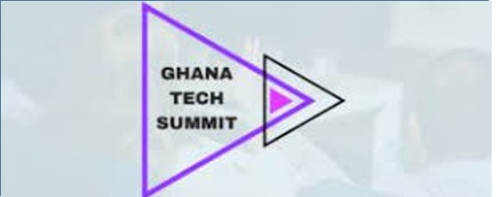 Ghana Tech Summit logo - Movemeback African event