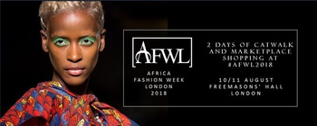 Africa Fashion Week London - Africa Fashion Week London 2018 Movemeback African event cover image