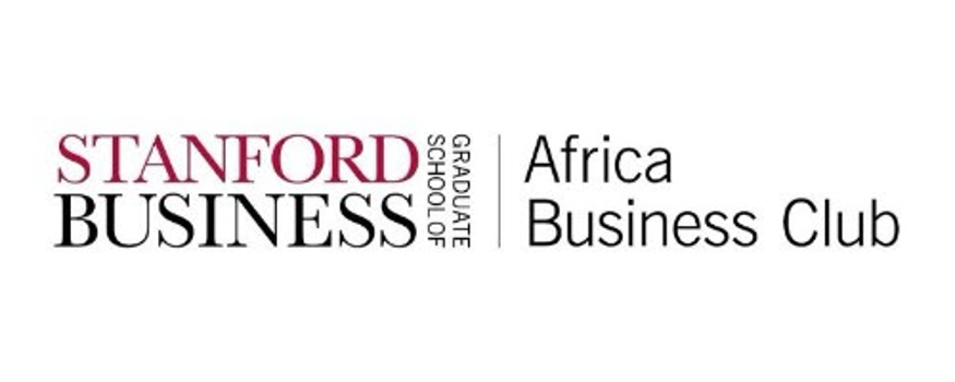 Stanford Graduate School of Business - Africa Business Club logo - Movemeback African event