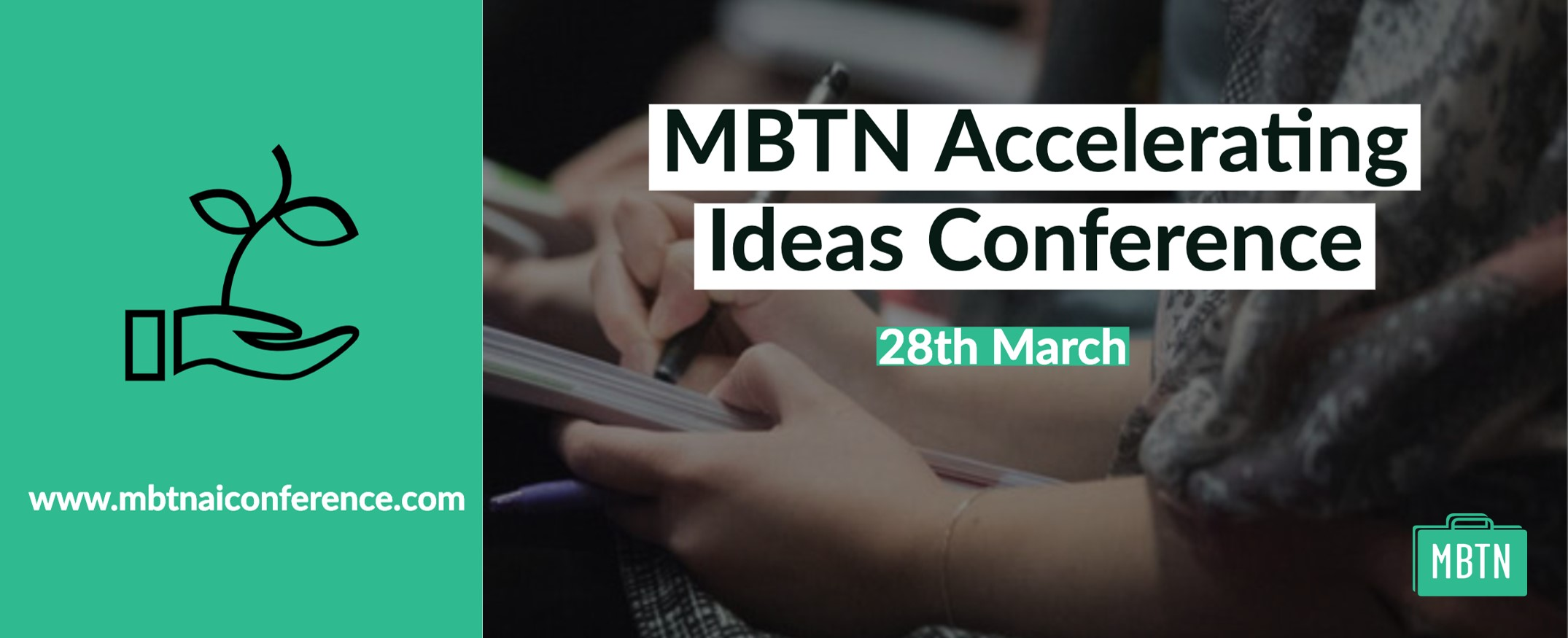 MBTN - MBTN Accelerating Ideas Conference Movemeback African event cover image