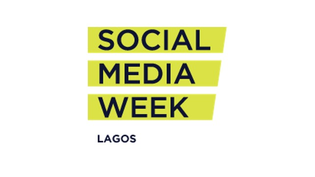 Social Media Week Lagos logo - Movemeback African event