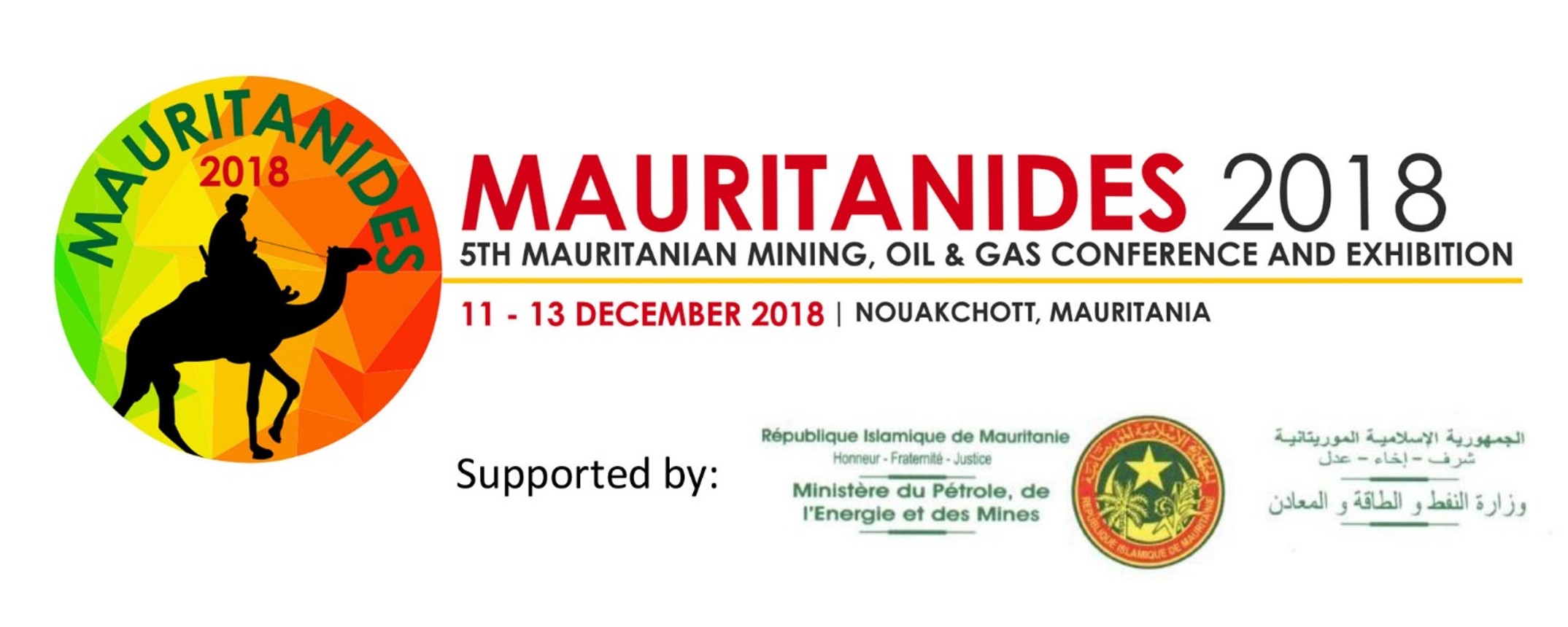 Mauritanides - Mauritanides 2018 Movemeback African event cover image