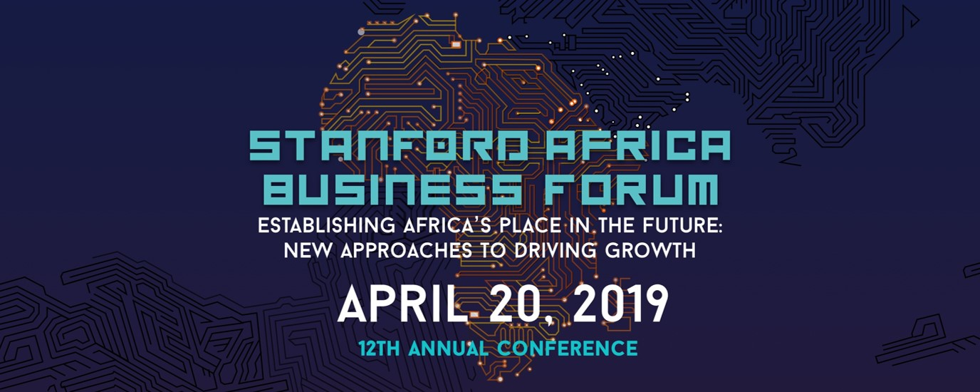 Stanford Graduate School of Business - Africa Business Club - Stanford Africa Business Forum 2019 Movemeback African event cover image