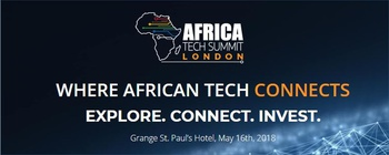 Africa Technology Summit - Africa Tech Summit London Movemeback African event cover image