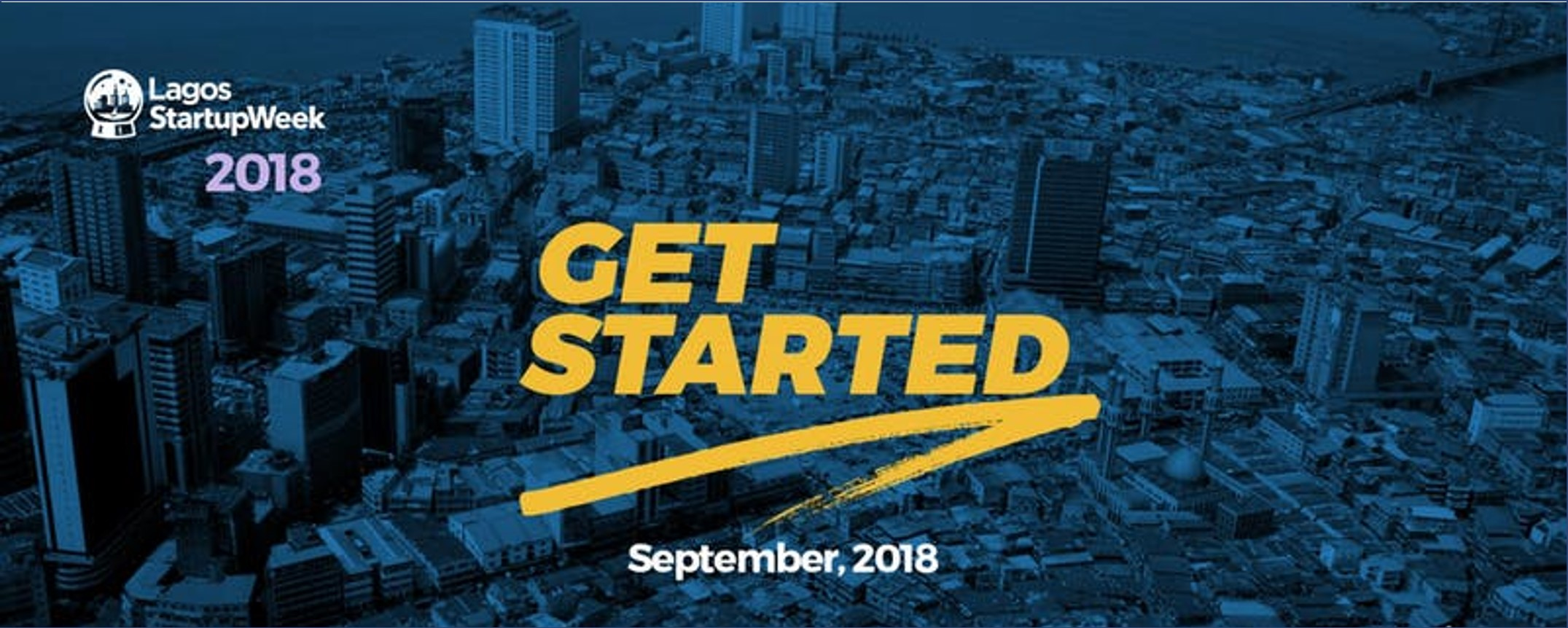 Prime Startups - Lagos Startup Week 2018 Movemeback African event cover image