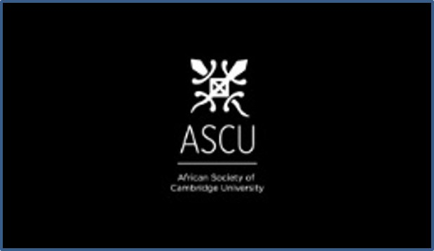 African Society of Cambridge University logo - Movemeback African event