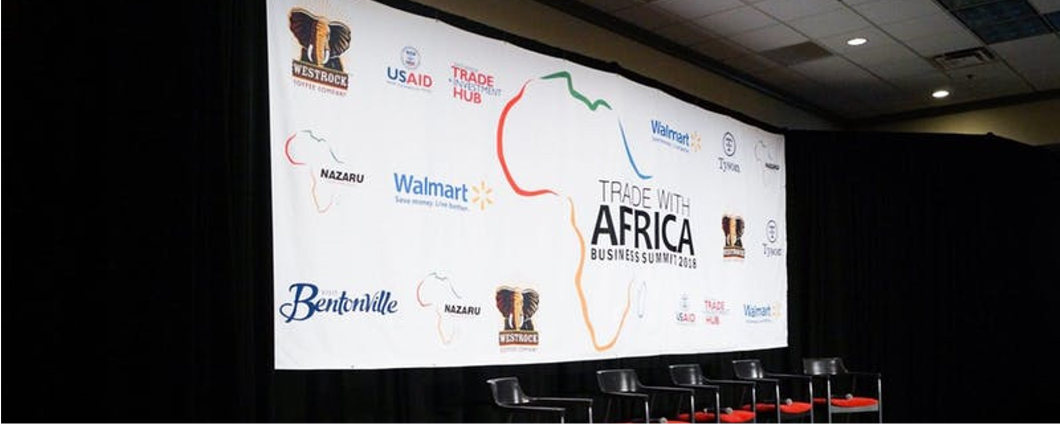 Nazaru LLC - Trade with Africa Business Summit 2019 Movemeback African event cover image