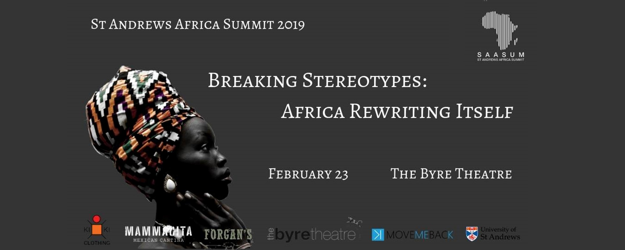 St Andrews Africa Summit - St Andrews Africa Summit 2019 Movemeback African event cover image