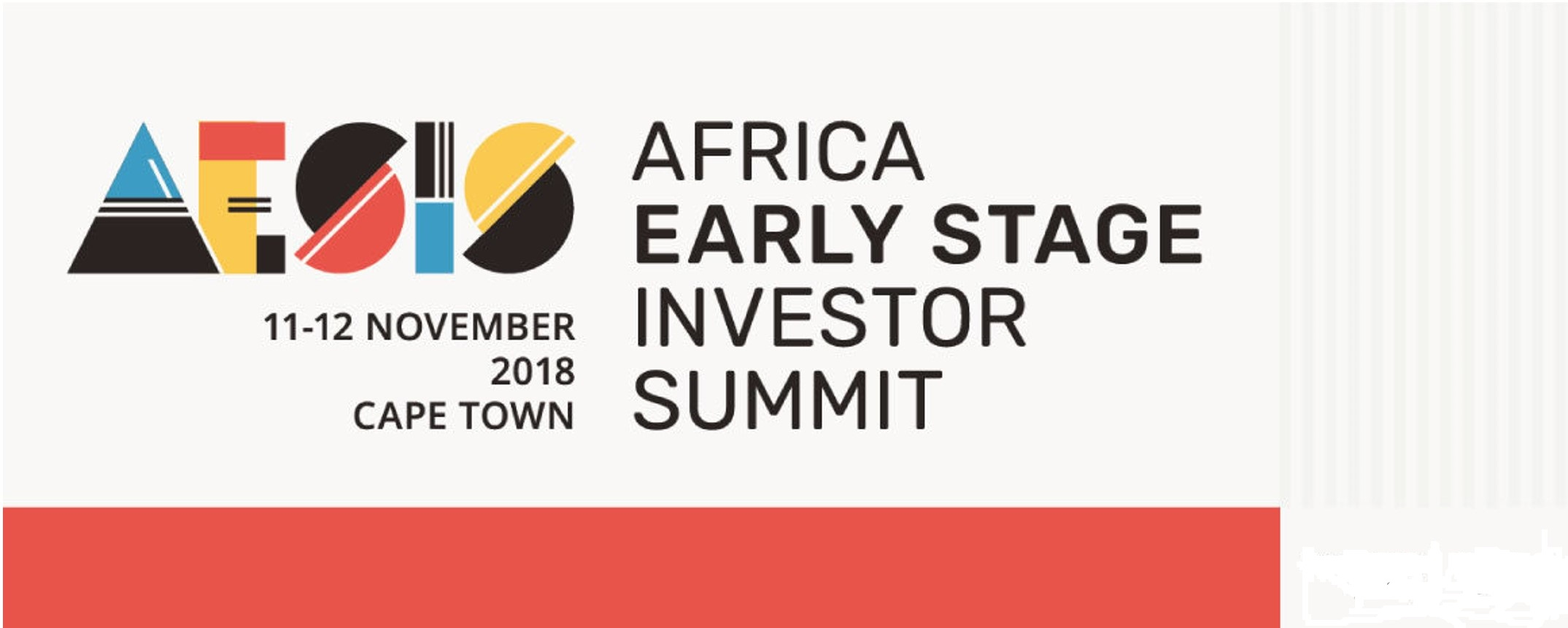 Venture Capital for Africa - Africa Early Stage Investor Summit 2018 Movemeback African event cover image