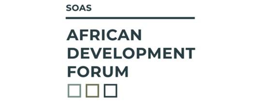 SOAS African Development Forum logo - Movemeback African event
