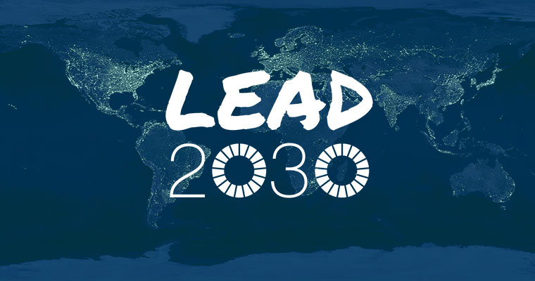 One Young World - Lead2030 Movemeback African initiative cover image