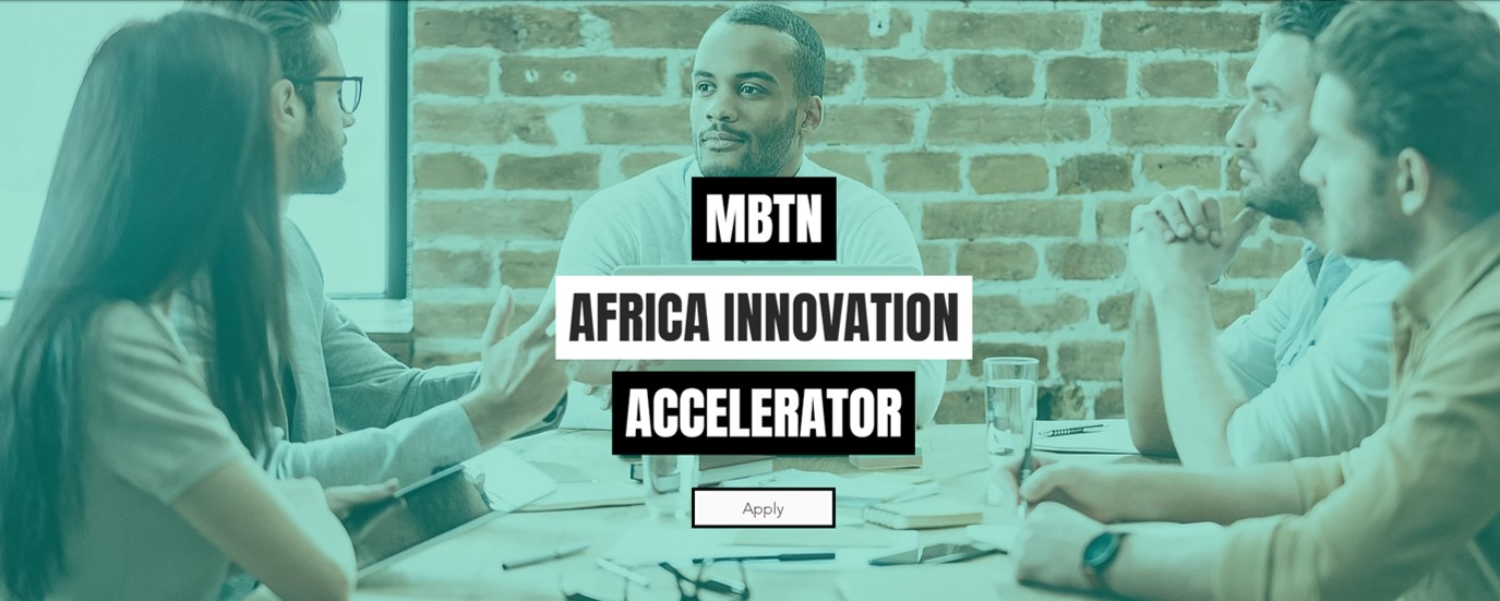MBTN Connect - Africa Innovation Accelerator Movemeback African initiative cover image