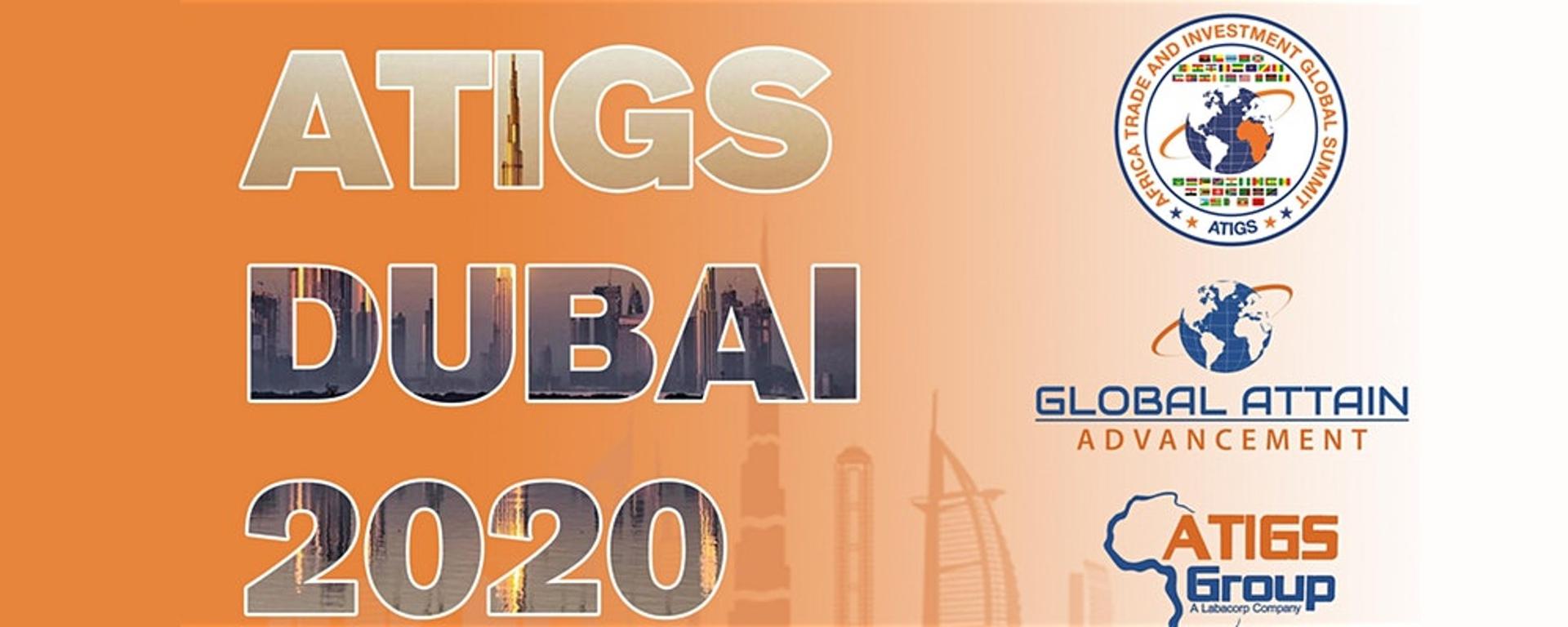 ATIGS Group - ATIGS Dubai 2020 Movemeback African event cover image