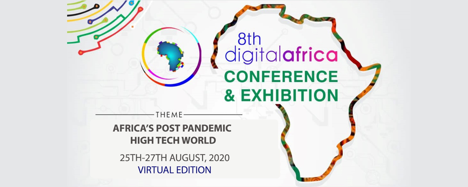 Digital Africa Global Consult Ltd - 8th Digital Africa Conference & Exhibition 2020 Movemeback African event cover image