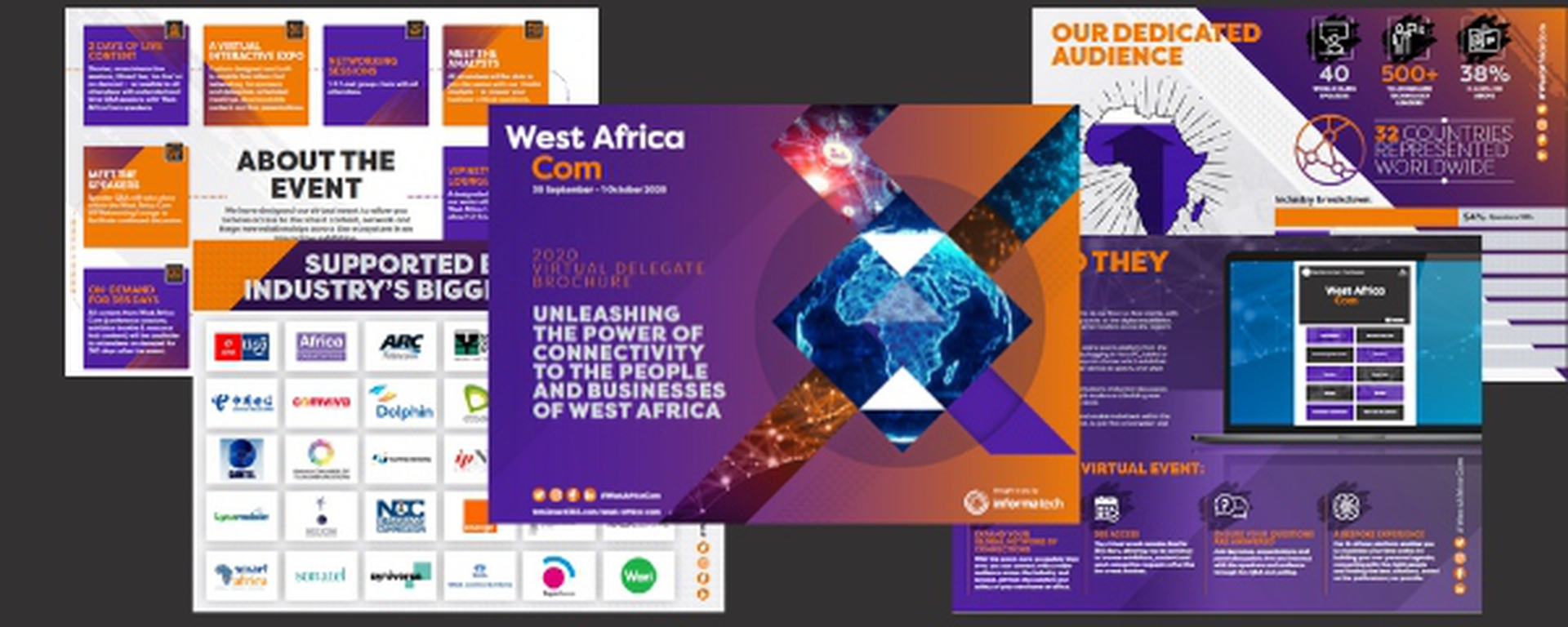 Informa Tech - West Africa Com 2020 Movemeback African event cover image