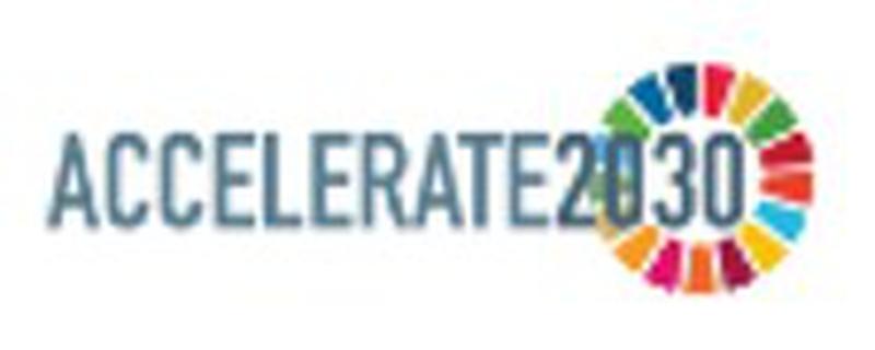 Accelerate2030 logo - Movemeback African initiative
