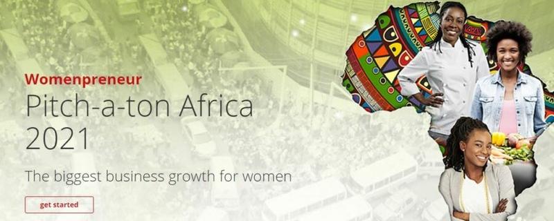 Access Bank - Womenpreneur Pitch-a-ton Africa 2021 Movemeback African initiative cover image