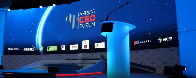 Africa CEO Forum - Africa CEO Forum Digital Edition Movemeback African event cover image