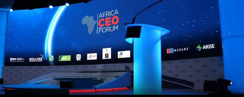 Africa CEO Forum - The Family Business Summit Movemeback African event cover image