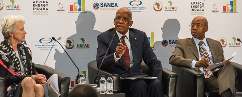 Africa Energy Indaba - Africa Energy Forum: Solutions for Africa Movemeback African event cover image