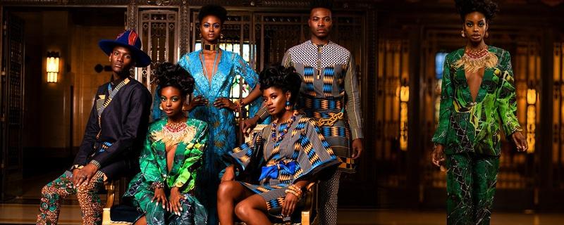 Africa Fashion Week London - Africa Fashion Week London 2021 Movemeback African event cover image