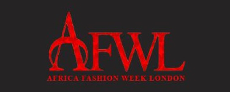Africa Fashion Week London logo - Movemeback African event