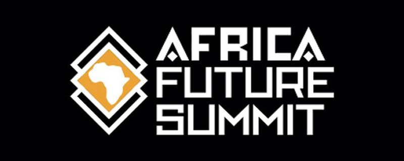 Africa Future Summit logo - Movemeback African event