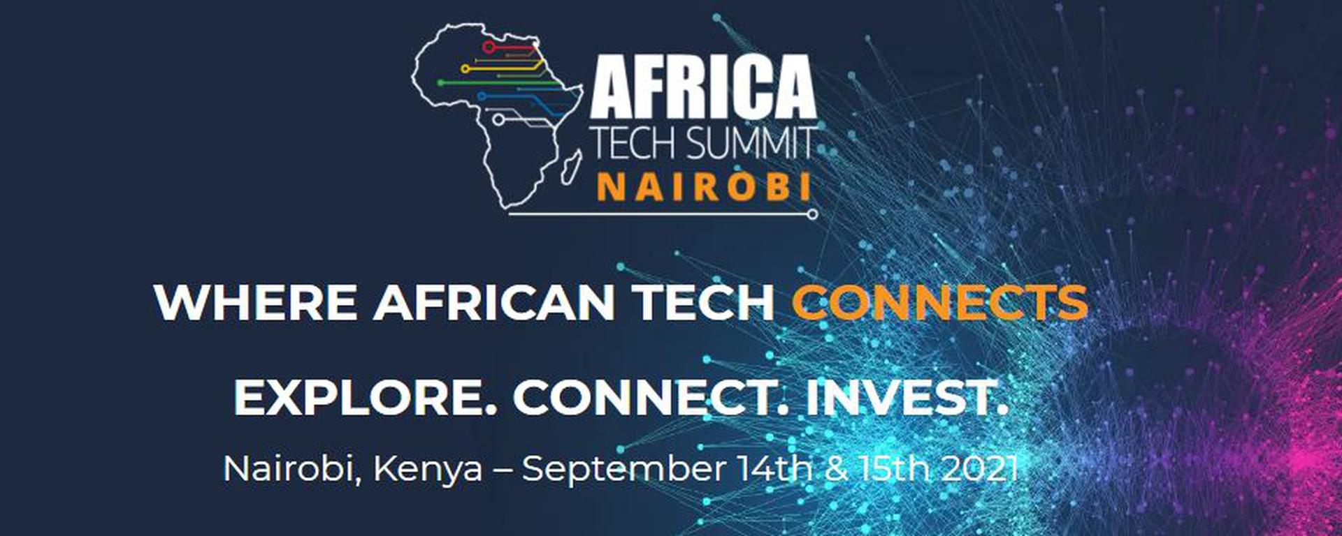 Africa Tech Summit - Africa Tech Summit Nairobi Movemeback African event cover image