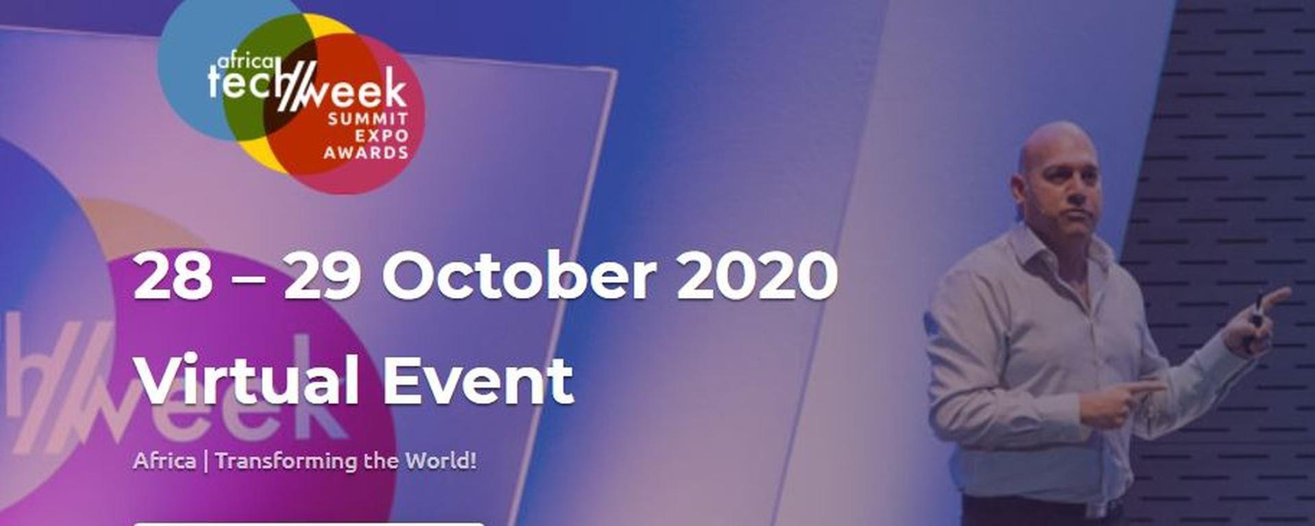 Africa Tech Week - Africa Tech Week: Transforming the World Movemeback African event cover image