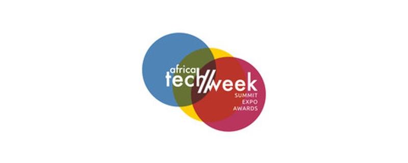 Africa Tech Week logo - Movemeback African event