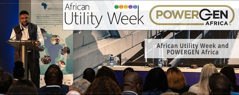 Africa Utility Week - Africa Utility Week 2021 Movemeback African event cover image