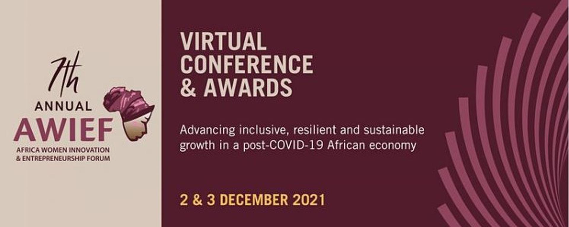 Africa Women Innovation and Entrepreneurship Forum - 7th Africa Women Innovation and Entrepreneurship Forum Movemeback African event cover image