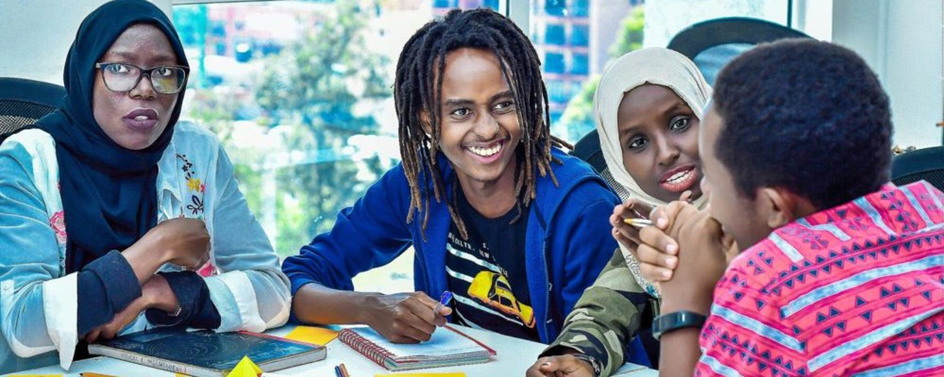 Africa YES Centre - The Yes 2020 Entrepreneurship Program Movemeback African initiative cover image