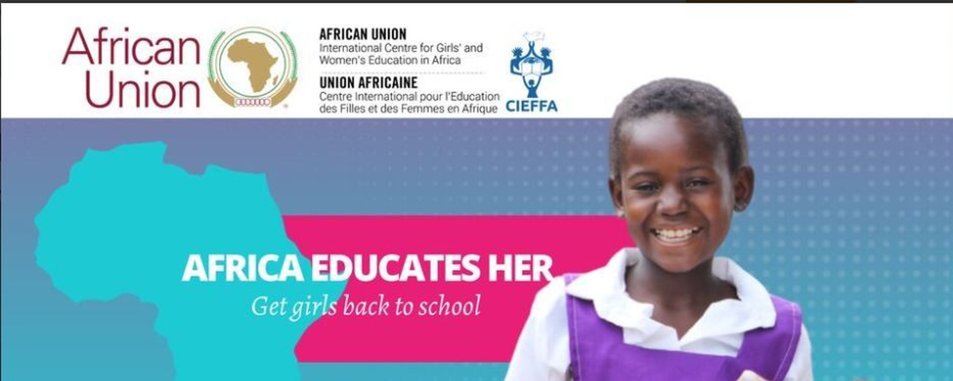 African Union - Africa Educates Her Campaign for Creative Content Movemeback African initiative cover image