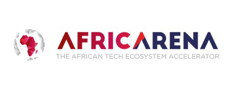 AfricArena logo - Movemeback African event